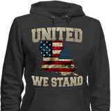 United We Stand Louisiana Limited Edition Print T-Shirt & Apparel