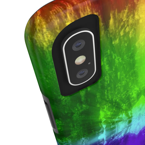 Image of Tie Dye iPhone Case, Case Mate Tough iPhone Cases, iPhone 11 case, iPhone 11 Pro Max case - Love Family & Home