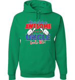 This Is What An Awesome Uncle Looks Like! Apparel - Love Family & Home  - 4