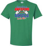 This Is What An Awesome Uncle Looks Like! Apparel - Love Family & Home  - 2