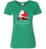 Bad Santa Nice List T-Shirt & Apparel - Love Family & Home  - 6
