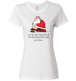 Bad Santa Nice List T-Shirt & Apparel - Love Family & Home  - 5