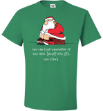Bad Santa Nice List T-Shirt & Apparel - Love Family & Home  - 2