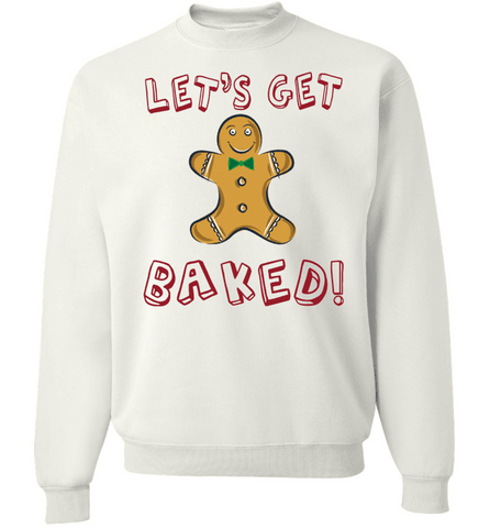 Image of Let's Get Baked - Love Family & Home