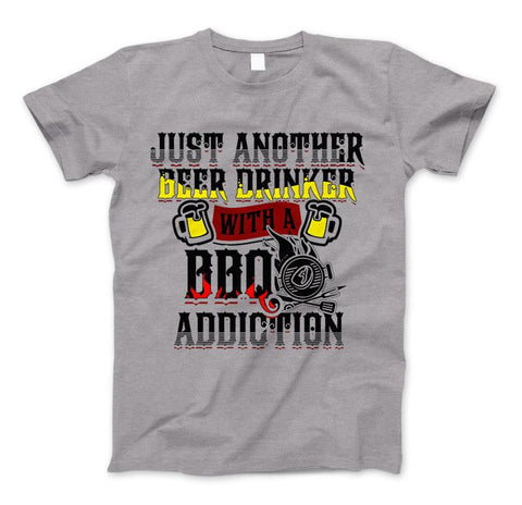 Image of Just Another Beer Drinker With A BBQ Addiction & Apparel - Love Family & Home