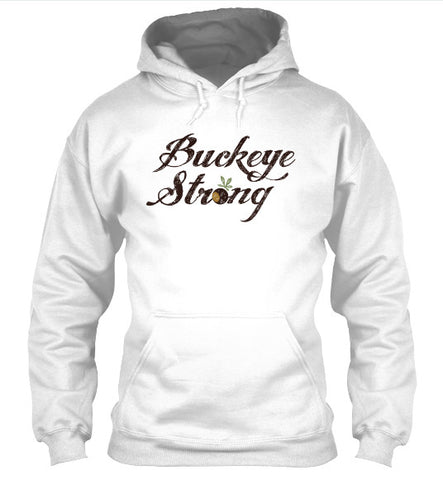 Image of Buckeye Strong Ohio Original T-Shirt & Apparel - Love Family & Home