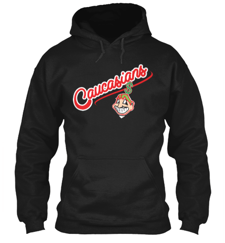Image of Cleveland Indians Funny Parody T-Shirt & Apparel - Love Family & Home