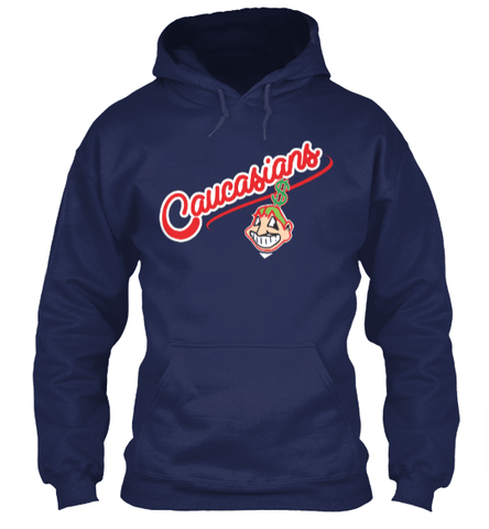 Image of Cleveland Indians Funny Parody T-Shirt & Apparel
