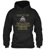 Shark Shirt Come To The Shark Side T-Shirt For Shark Lovers