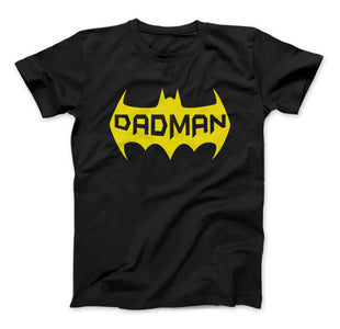 Dadman T-Shirt Best Gift For Dad Is DADMAN T-Shirt & Apparel Father's Day Gift - Love Family & Home