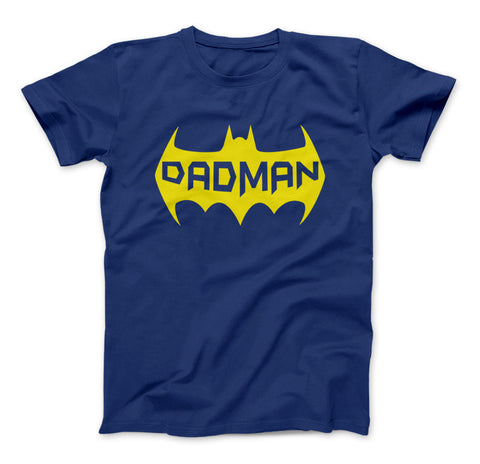 Image of Dadman T-Shirt Best Gift For Dad Is DADMAN T-Shirt & Apparel Father's Day Gift - Love Family & Home