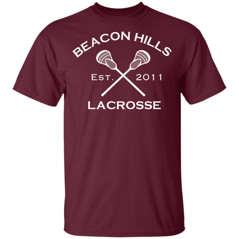Image of Stiles Stilinski 24 Teen Wolf Beacon Hills Lacrosse Youth T-Shirt - Love Family & Home