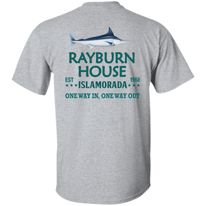 Rayburn House Sports Grey T-Shirt - Love Family & Home