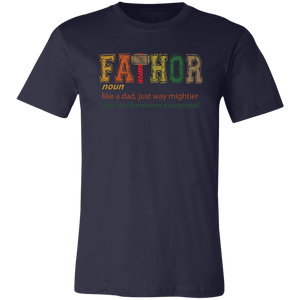 FATHOR T-Shirt - Love Family & Home