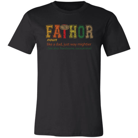 Image of FATHOR T-Shirt - Love Family & Home