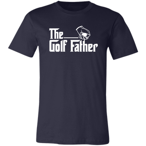 The Golf Father T-Shirt For Golfing Dads - Love Family & Home