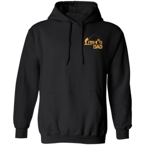 I'm Raising My Fishing Buddy For Fishing Dad's Hoodie - Love Family & Home