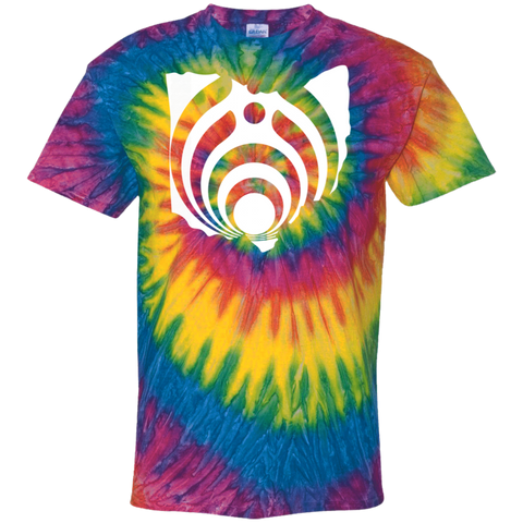 Image of Ohio BassDrop Tie Dye T-Shirt Ohio State Bass Drop - Love Family & Home