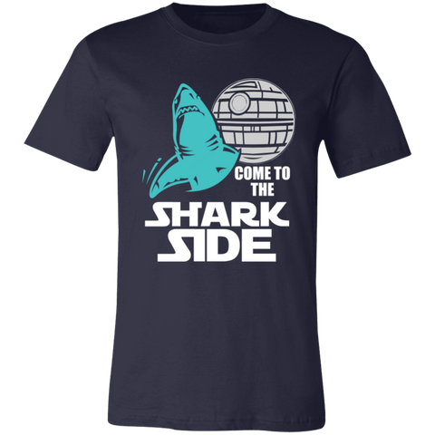 Shark Side T-Shirt - Love Family & Home