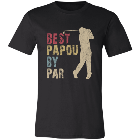 Image of Best Papou By Par - Love Family & Home