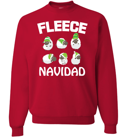 Fleece Navidad - Love Family & Home  - 1