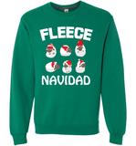 Fleece Navidad - Love Family & Home  - 2