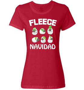 Fleece Navidad - Love Family & Home