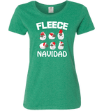 Fleece Navidad - Love Family & Home  - 4