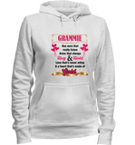 Grammie Hug and Hold Heart Made Of Gold T-Shirts And Apparel - Love Family & Home  - 3