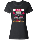 Grammie Hug and Hold Heart Made Of Gold T-Shirts And Apparel - Love Family & Home  - 6