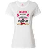 Grammie Hug and Hold Heart Made Of Gold T-Shirts And Apparel - Love Family & Home  - 5