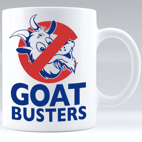 Goat Busters Chicago Cubs Fans Coffee Mug