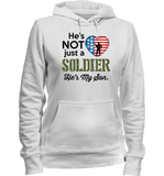He's Not Just A Soldier He's My Son Apparel (CAN BE PERSONALIZED FOR FREE) - Love Family & Home  - 6