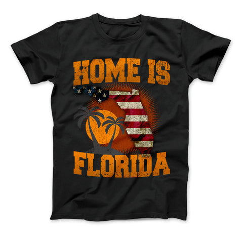 Home Is Florida T-shirt & Apparel