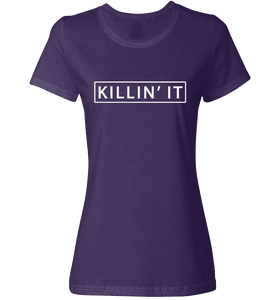 Killin' It Shirt Trendy T-shirt Cute Swag Hipster Dope Tee - Love Family & Home