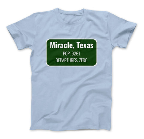 Miracle Texas Shirt Inspired By The Leftovers