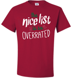 Nice List Is So Overrated - Love Family & Home  - 7