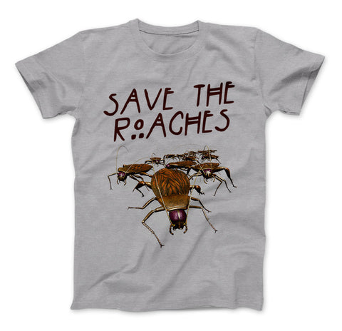 Image of Cockroach Army Save The Roaches Funny T-Shirt - Love Family & Home