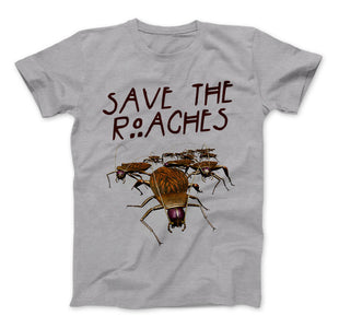 Cockroach Army Save The Roaches Funny T-Shirt - Love Family & Home