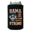 Bama Strong Special Limited Edition Alabama Print Can Koozie Wrap - Love Family & Home