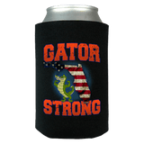 Gator Strong Limited Edition Print Can Koozie Wrap