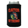 Gator Strong Limited Edition Print Can Koozie Wrap - Love Family & Home