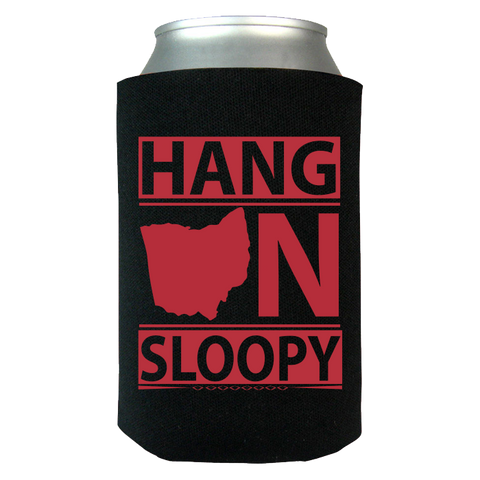 Hang On Sloopy Limited Edition Print Can Koozie Wrap