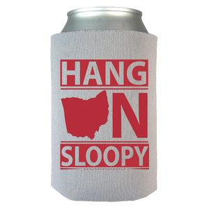 Hang On Sloopy Limited Edition Print Can Koozie Wrap - Love Family & Home