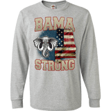 Bama Strong Special Limited Edition Alabama Print T-Shirt & Apparel