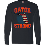 Gator Strong Florida Limited Edition Print T-Shirt & Apparel