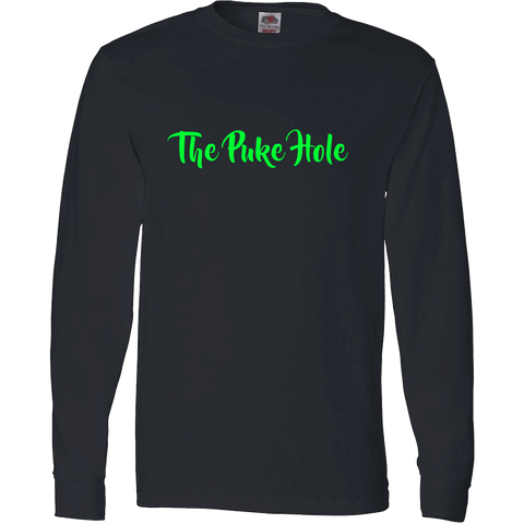 Image of The Puke Hole Original T-Shirt & Apparel - Love Family & Home