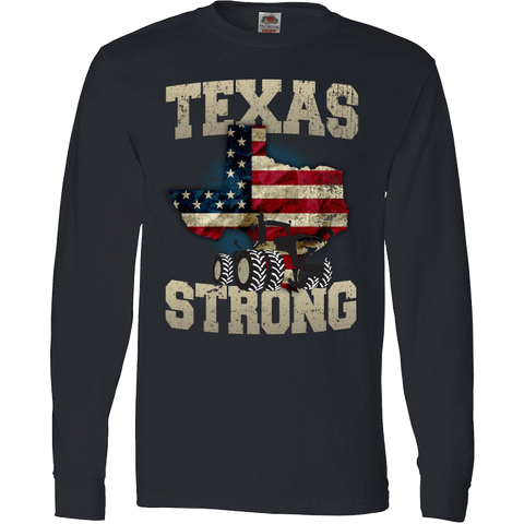 Image of Texas Farm Strong Limited Edition Print Texas State Farming T-Shirt & Apparel - Love Family & Home