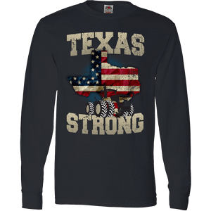 Texas Farm Strong Limited Edition Print Texas State Farming T-Shirt & Apparel - Love Family & Home