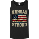 Kansas Strong Limited Edition Print T-Shirt & Apparel
